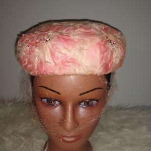 Jan Leslie Vintage Victorian women's hat